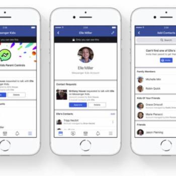 Facebook Messenger Parent Controls